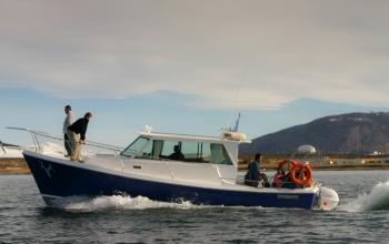 Navegacion Canal Beagle en Yate